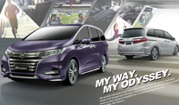 ALL NEW ODYSSEY